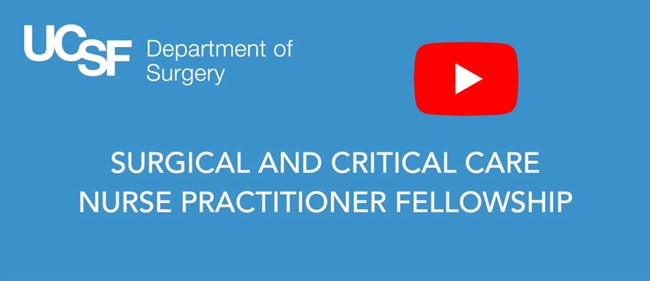 Surgical & Critical Care NP Fellowship - Surgical & Critical Care NP